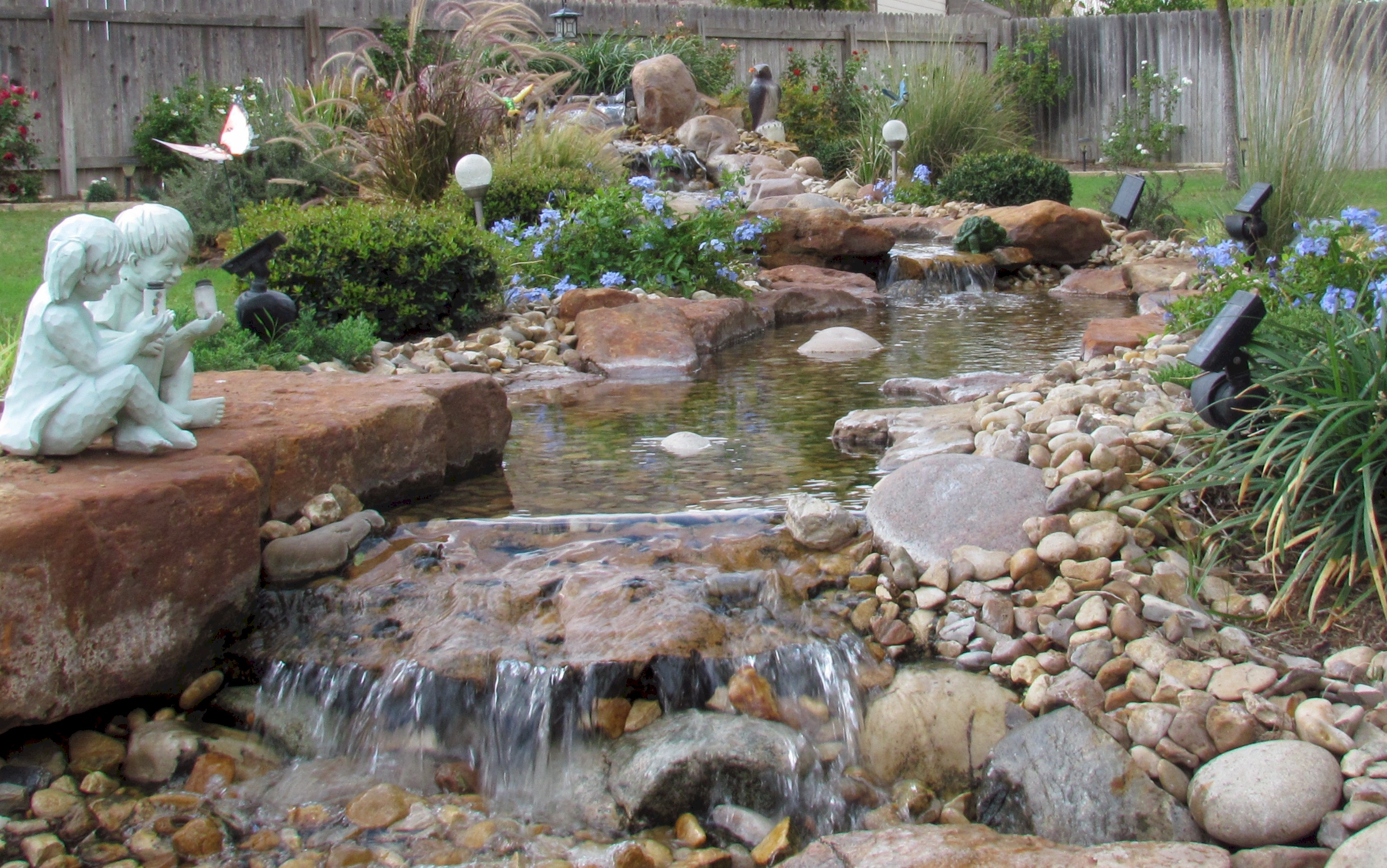 Pondless Streams, Rivers & Brooks | The Pond Doctor