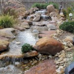 pondless stream installation