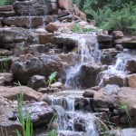extreme pond waterfalls austin texas