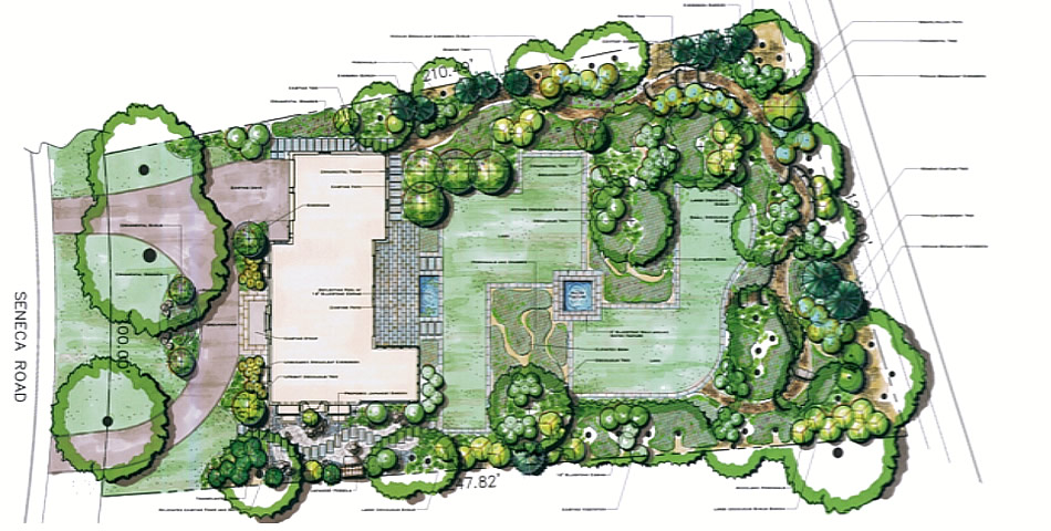 Landscape Design And Installation Austin Texas Round Rock